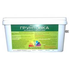 Грунт адгезионный (цветной грунт под декоративные штукатурки), 25 кг