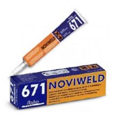 Жидкость для холодной сварки виниловых покрытий Noviweld 671, 42 гр