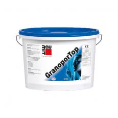 Полимерная декоративная штукатурка Baumit GranoporTop, БАЗА, 25 кг