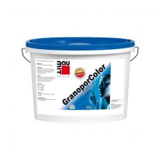 Полимерная фасадная краска Baumit GranoporColor 14L (22.4 кг)