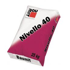 Наливной пол Baumit Nivello 40, 25 кг