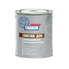 Состав деревозащитный (лак-пропитка) CARBON