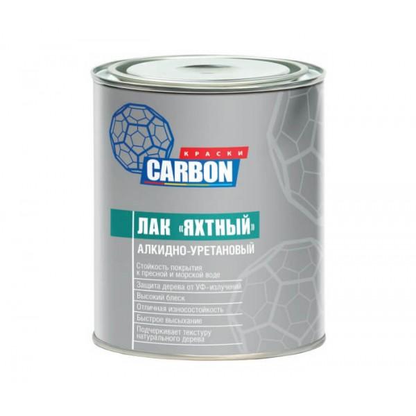 Лак CARBON Яхтный алкидно-уретановый глянцевый