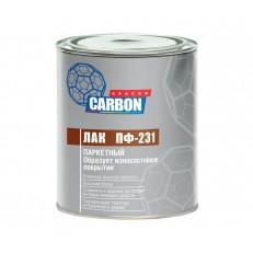 Лак паркетный CARBON ПФ – 231 бесцветный