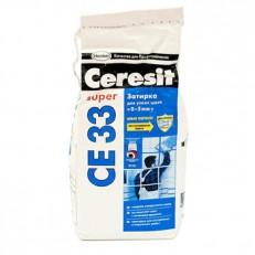 Затирка для узких швов до 5мм. с противогрибковой формулой MicroProtect CE 33 Super Comfort, 5 кг