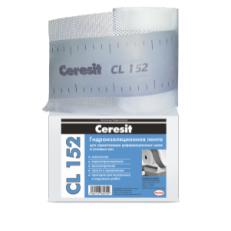 Водонепроницаемая лента для герметизации швов Ceresit CL 152, 10 м.п.
