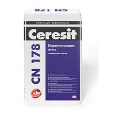 Выравнивающая смесь для пола Ceresit CN 178, 25 кг