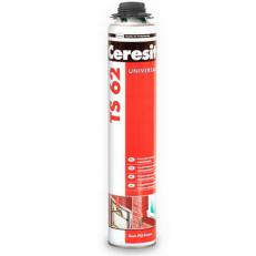 Монтажная пена CERESIT TS, 750/850 мл