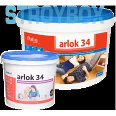Клей для бытового и полукоммерческого линолеума ARLOK 34