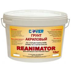 Грунт акриловый РЕАНИМАТОР, 10 кг