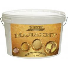 Фактурная штукатурка МАЛАХИТ, БАЗА, 14 кг