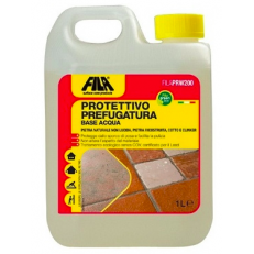 Защитная пропитка от цементной грязи и пыли Fila PRW 200, 1 литр