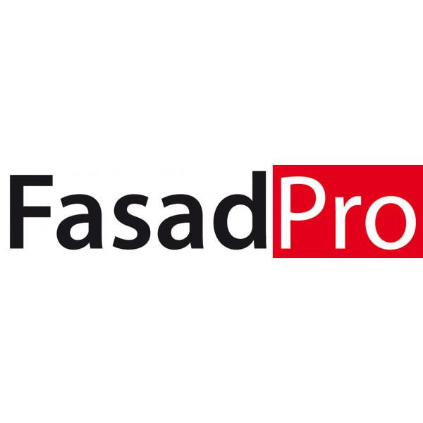 Стеклосетка фасадная FASAD Pro, 1х50 м.п.