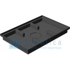 Поддон придверный пластиковый Gidrolica® Step Pro, 1 штука