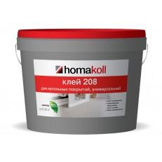 Клей для гибких напольных покрытий HOMAKOLL 208