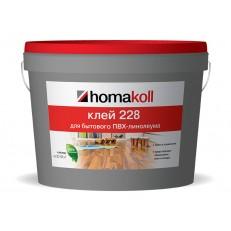 Водно-дисперсионный клей для бытового линолеума HOMAKOLL 228