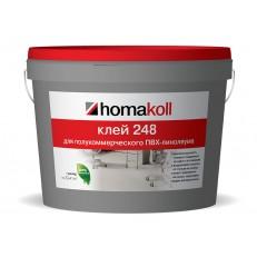 Водно-дисперсионный клей для полукоммерческого линолеума HOMAKOLL 248