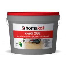 Клей для гибких напольных покрытий HOMAKOLL 268