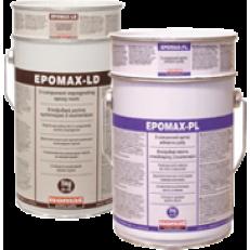 Двухкомпонентный клей-пропитка для углеродных холстов EPOMAX, Комплект А + В, 5 кг