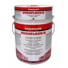 Двухкомпонентное окрасочное эпоксидное покрытие DUROFLOOR-R, Комплект 10 кг