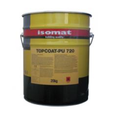 Алифатическое эластичное полиуретановое защитное покрытие TOPCOAT-PU 720, 20 кг