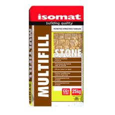 Цветной полимерцементный раствор для кладки и затирки натурального или искусственного камня MULTIFILL-STONE, 25 кг