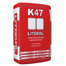 Клеевая смесь для плитки LITOKOL K47, 25 кг