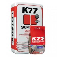 Клей для укладки плитки SUPERFLEX K77