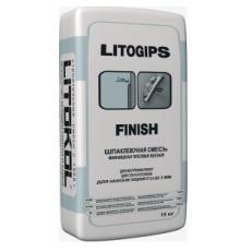 Финишная шпаклевка LITOGIPS FINISH, 15 кг