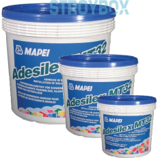 Вододисперсионный клей для стеновых покрытий Adesilex MT 32