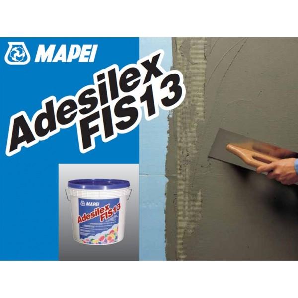 Цементный клей и шпатлевка для изоляционных панелей Adesilex FIS 13