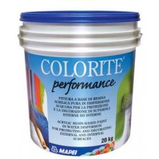 Акриловая краска на основе синтетических смол Colorite Performance, БАЗА, 20 кг
