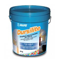 Вододисперсионная моющаяся краска на акриловой основе Dursilite, БАЗА, 20 кг