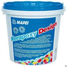 Двухкомпонентный кислотостойкий эпоксидный состав Kerapoxy Design, 3 кг