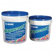 Двухкомпонентное эпоксидно-акриловое покрытие Mapecoat T, Комплект 20 кг
