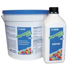 Жидкая двухкомпонентная эпоксидная мембрана MAPEGUM EPX / MAPEGUM EPX-T, Комплект 10 кг