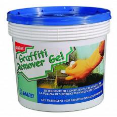 Желеобразный моющий состав для очистки поверхностей WallGard Graffiti REMOVER GEL, 5 кг