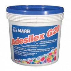 Прочный клей с высокой эластичностью ADESILEX G20, 10 кг