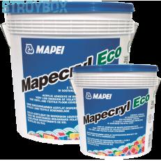 Вододисперсионный клей для текстильных и виниловых напольных покрытий MAPECRYL ECO
