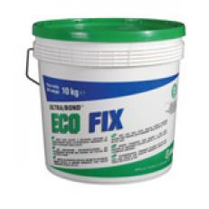 Вододисперсионный клей для фиксации напольных покрытий ULTRABOND ECO FIX, 10 кг