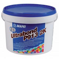 Двухкомпонентный эпоксидно-полиуретановый клей для деревянных покрытий Ultrabond P913 2К, 10 кг