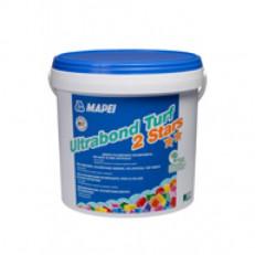 Цветной двухкомпонентный полиуретановый клей Ultrabond Turf 2 Stars, 15 кг
