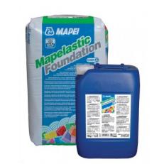 Гидроизолирующий состав Mapelastic Foundation, Комплект 32 кг