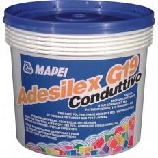 Клей для токопроводящих покрытий Adesilex G19 Conductive, Комплект 10 кг