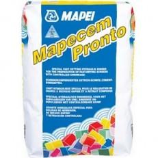 Предварительно смешанная сухая смесь MAPECEM PRONTO, 25 кг