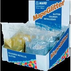 Цветная металлизированная добавка MapeGlitter, 100 гр