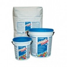Трёхкомпонентный эпоксидно-цементный тиксотропный состав Triblock Finish, Комплект 31,25 кг