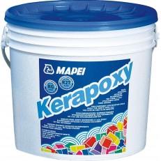 Двухкомпонентный кислотостойкий эпоксидный заполнитель для швов KERAPOXY, 10 кг