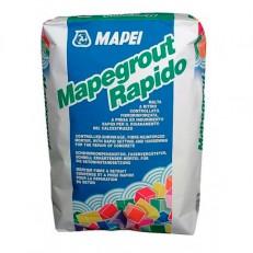 Раствор армированный фиброй MAPEGROUT RAPIDO (MAPEGROUT FAST-SET), 25 кг