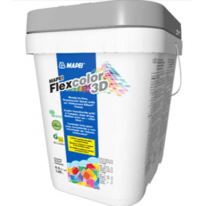 Профессинальная затирка MAPEI FLEXCOLOR 3D, 1.89 литра